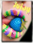 rainbow lips by iluvjono4eva