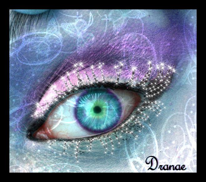 World of Warcraft draenei Eye