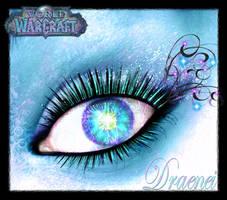 World Of Warcraft Draenei by iluvjono4eva