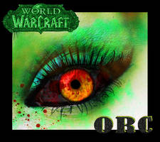 World Of Warcraft Orc Eye