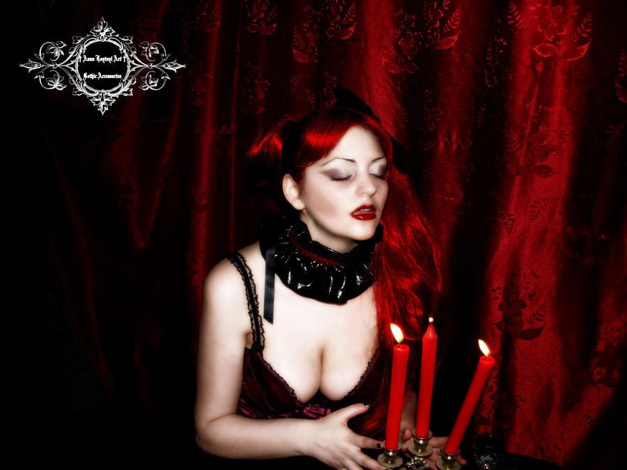 Vampire Delight by Sylvia-Crystal