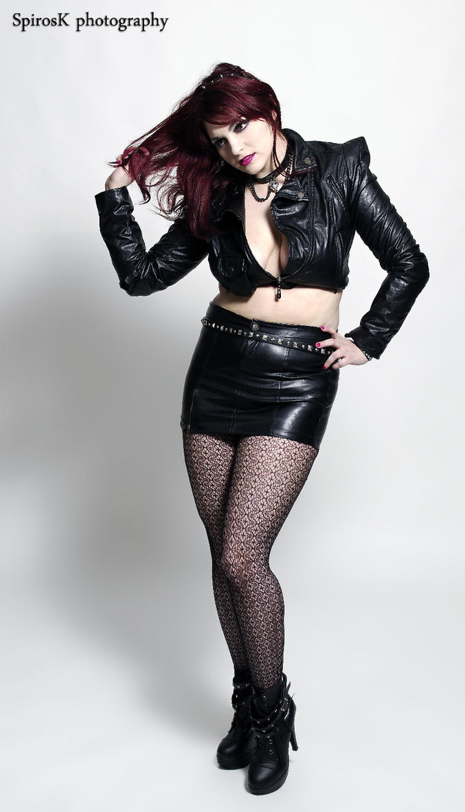 Sexy Rocker by Sylvia-Crystal