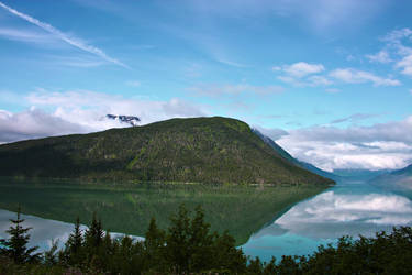 Yukon Landscape by gerryray