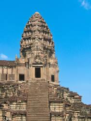 Angkor Wat V by gerryray