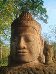 Angkor Wat VIII by gerryray