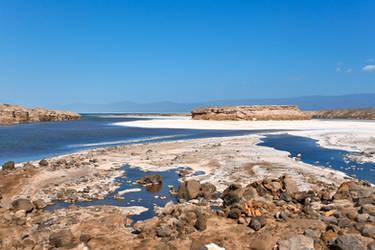 Djibouti Coastal Scenery by gerryray