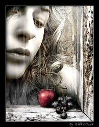 she.. by MARGOart