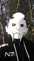 Female Turian Mask blank