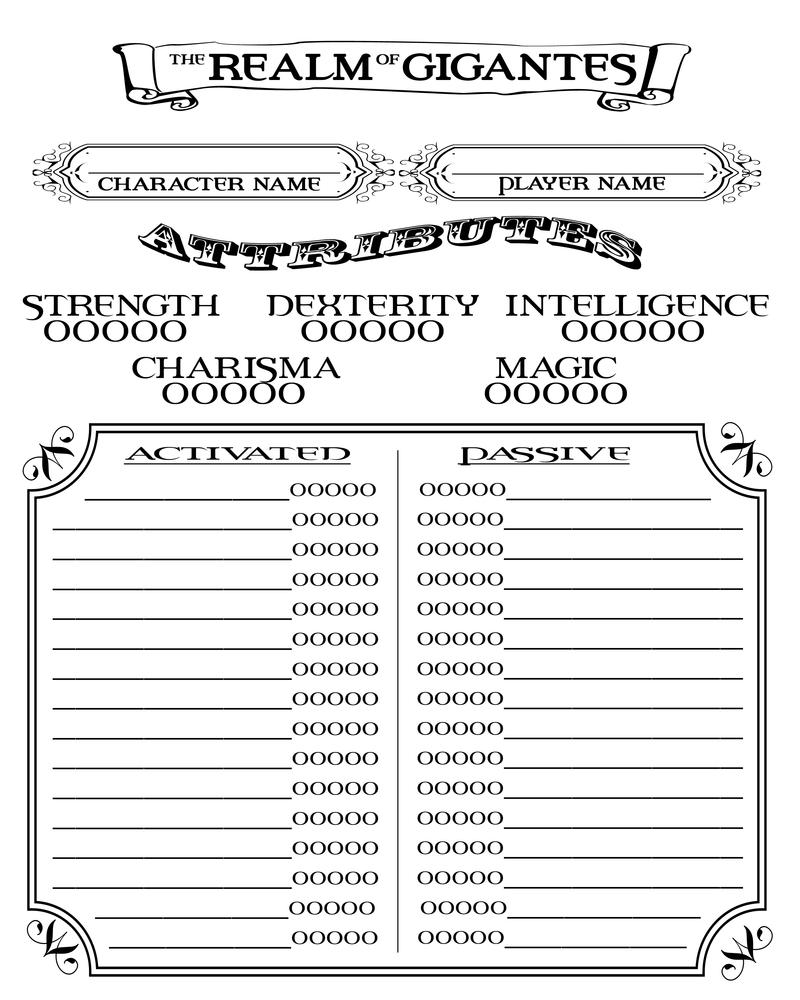 Gigantes character sheet by Doomsday-Device