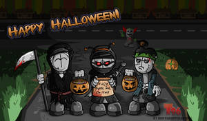 A Madness Halloween