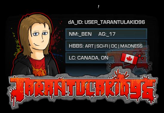 Tarantulakid96's Profile Picture