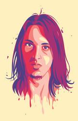 Self Portrait by Tarantulaben
