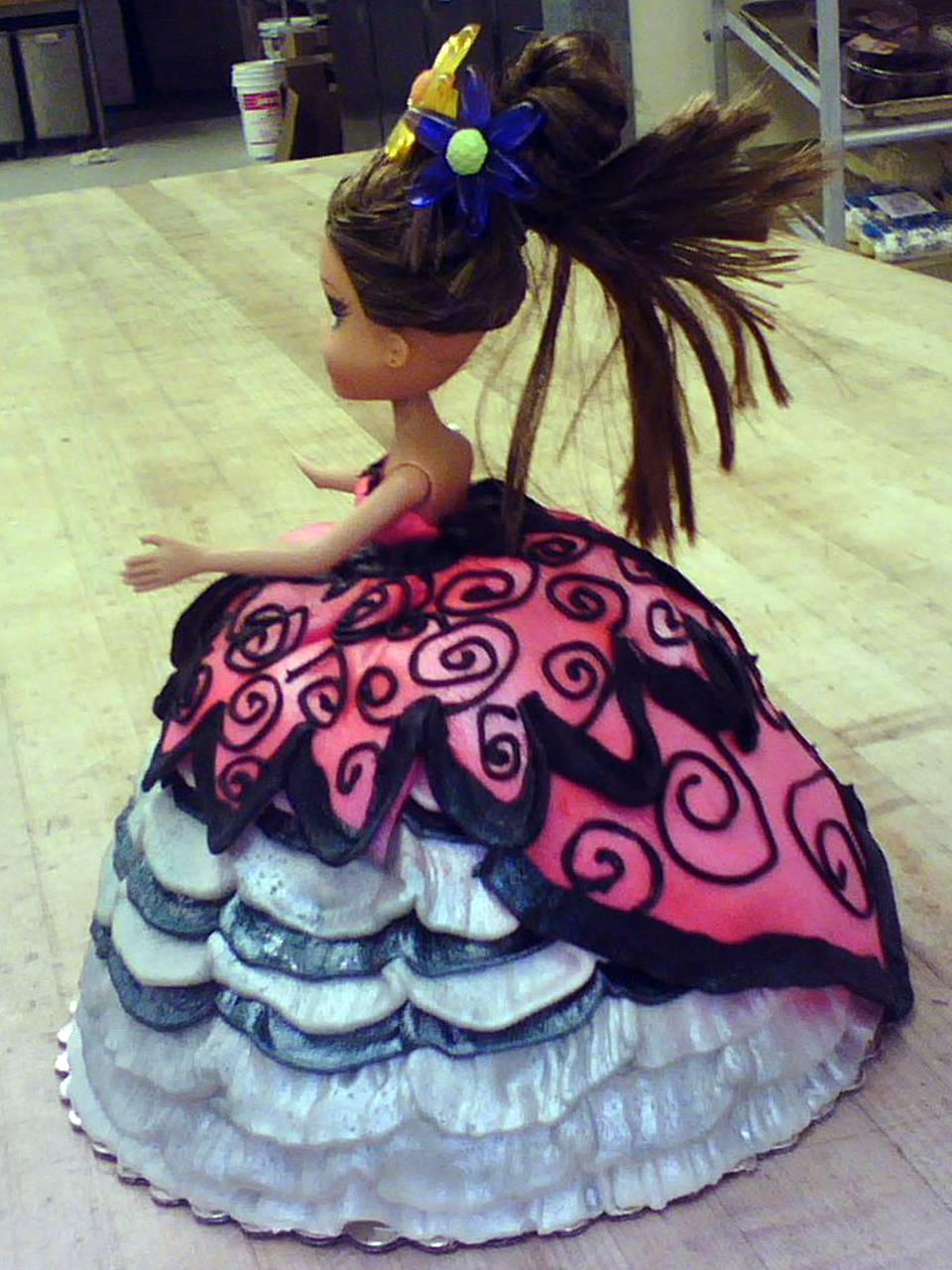 Doll Cake Images Download : Bratz Doll Cake 2b by redhed66 on deviantART
