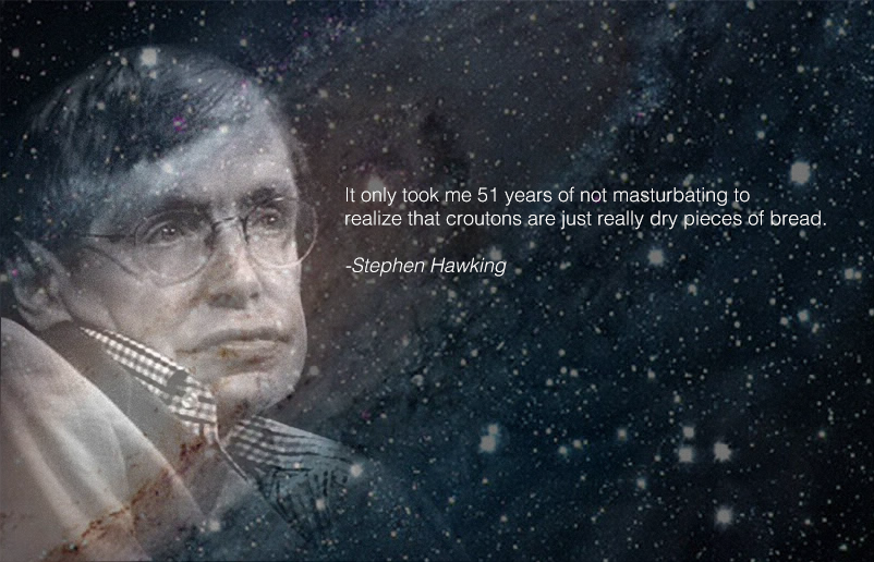 Als Stephen Hawking Quotes