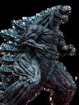 Godzilla Earth Transparent Ver.3!