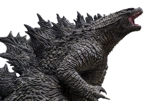 Godzilla 2019 Transparent Ver.6! by Jacksondeans