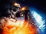 Godzilla And Mechagodzilla!