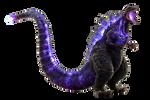 Shin Godzilla Transparent Ver.10!