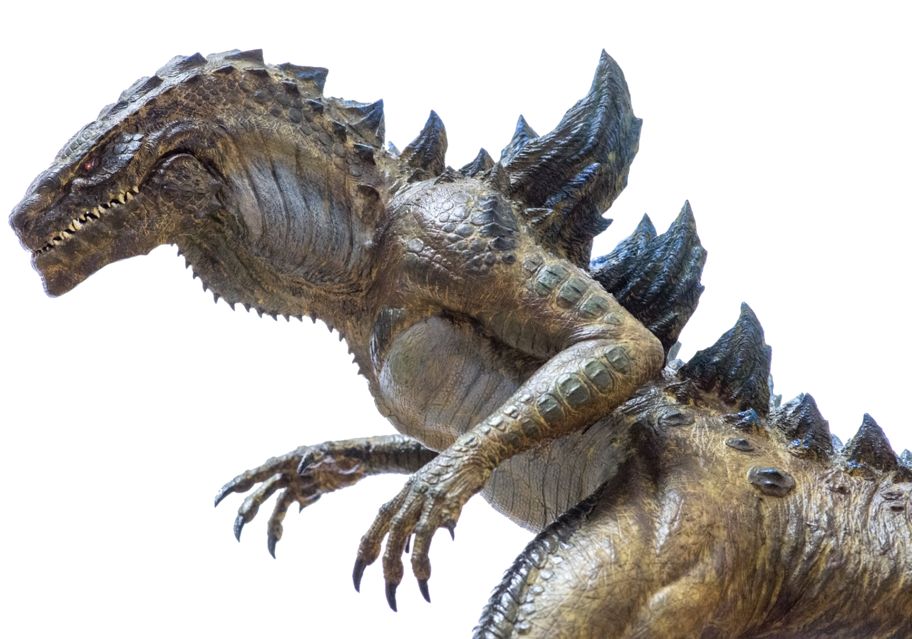 Godzilla 1998 Zilla  Transparent Ver 5  By Jacksondeans On