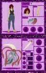 Z-Parasites app Sandra and Argonaut. by FiraDeviant