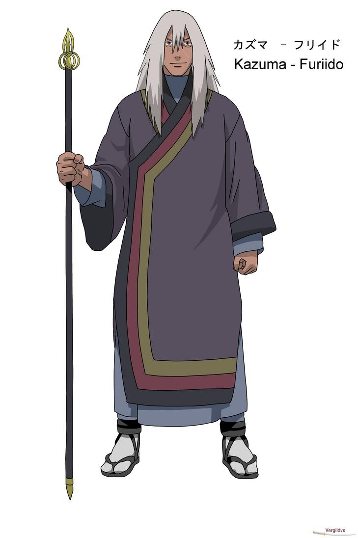Kazuma - Furiido by Vergildvs on DeviantArt