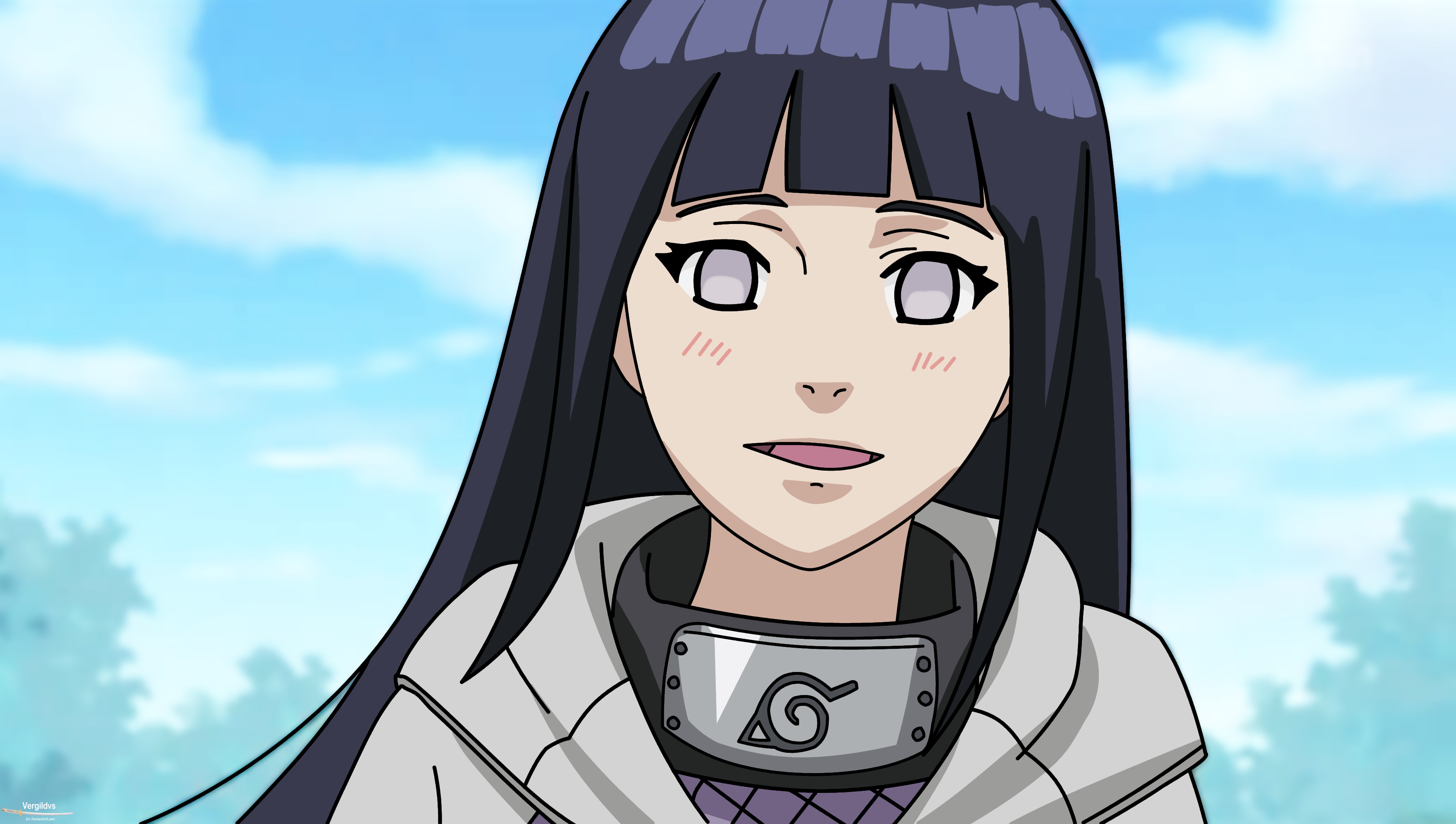 Quotes About Naruto Hinata Quotesgram