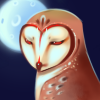 Owl-Oji by warrior-oji