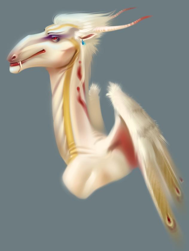 Dragon Descendants V3 Julius by AuldBlue