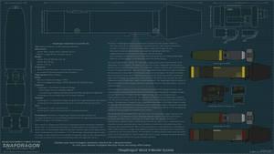 Blueprint - SnapDragon Missile system
