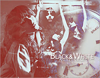 Black and White by s3cretlady