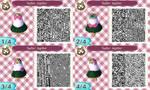 Sailor Jupiter acnl qr code