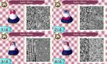 Sailor Moon first transformation acnl qr code