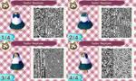 Sailor Neptune acnl qr code