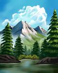 Mountain Throne