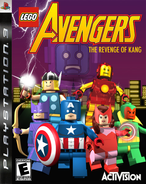 Lego avengers the video game by mikenap22 on deviantart