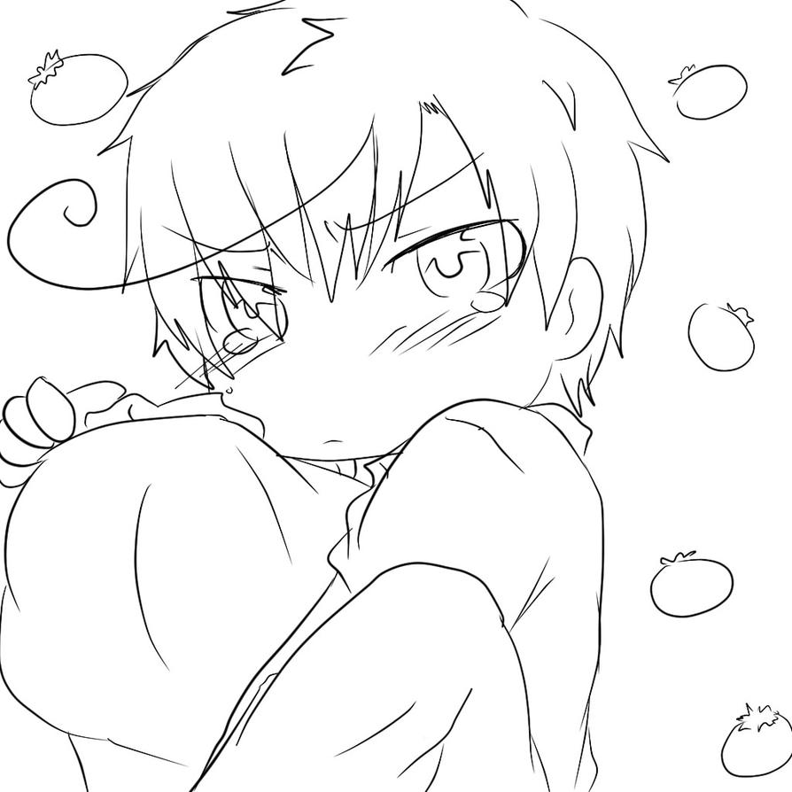 anime hetalia coloring pages - photo#11