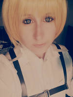 :.Armin Arlert.: by Naru-kawaii-chan