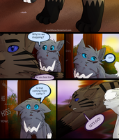 The Recruit- Pg 134 by ArualMeow