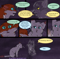 The Recruit- Pg 147 by ArualMeow