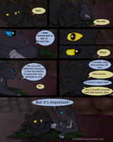 The Recruit- Pg 167 by ArualMeow