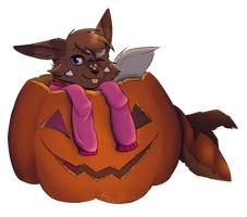 Pumpkin by ArualMeow