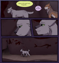 What Lurks Beneath- 2.13 by ArualMeow