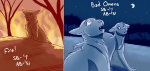 Warrior cat YCH's (CLOSED!)