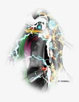 PKNA/Duck Avenger - Odin Eidolon by euphoriadOll