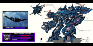 Movie Shockwave concept colors