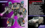 Alternator Megatron-colors