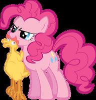 Battle Ready Pinkie by CloudshadeZer0