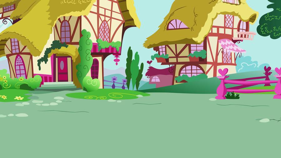 Ponyville Scene (Extended Area Remix) by CloudshadeZer0