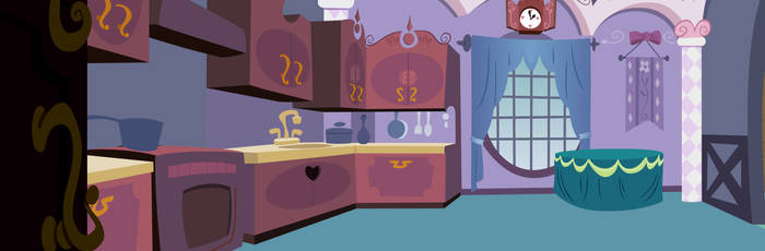 Rarity's Kitchen