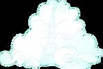 Rainbow Dash's Cloud Slide